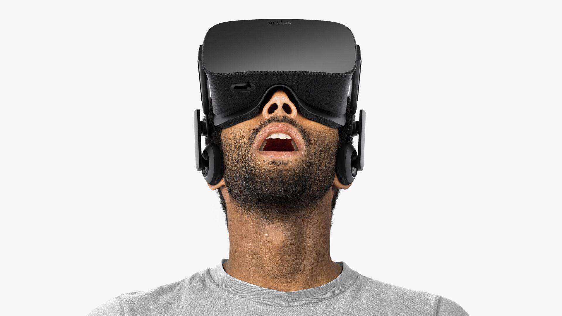 Die VR-Brille Oculus Rift wird ab Ende März 2016 verfügbar sein.