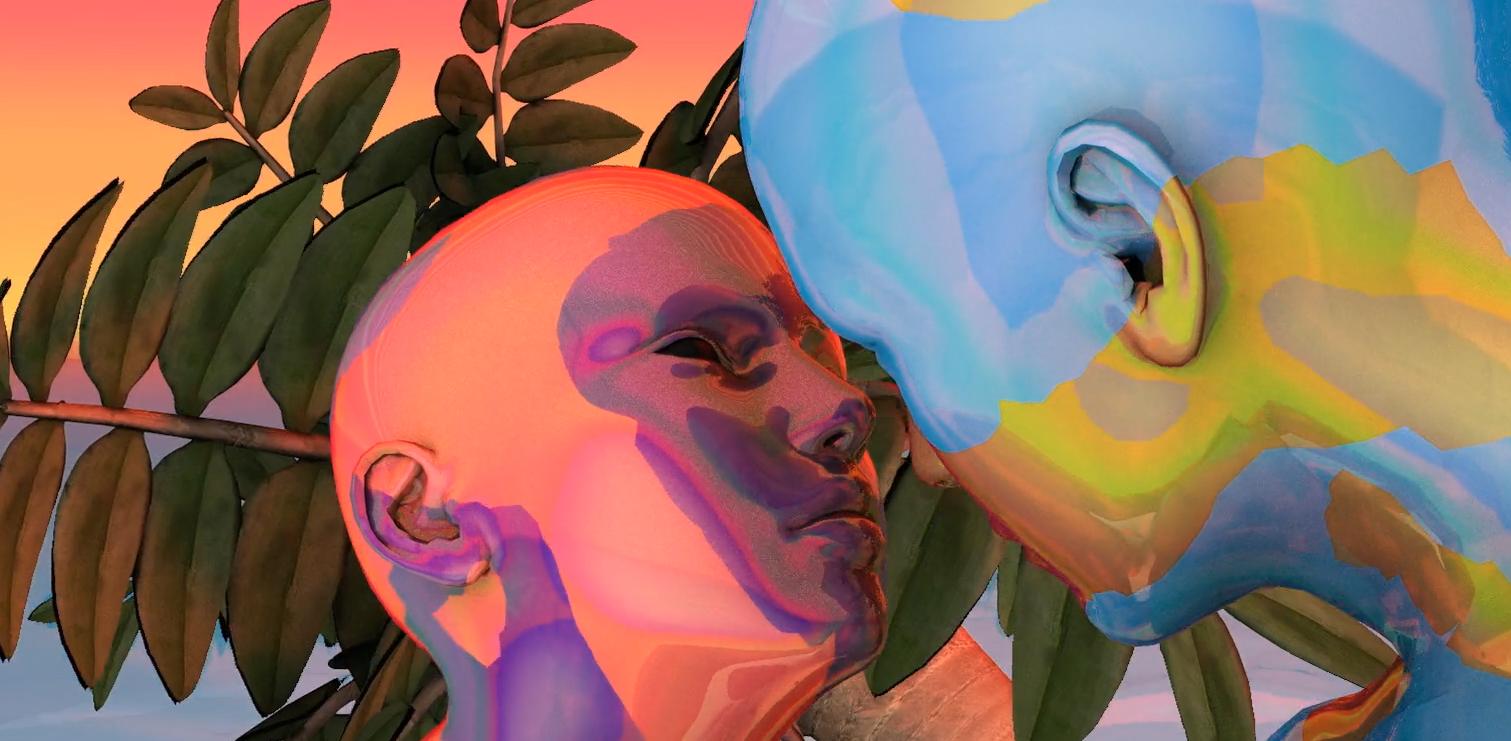Im neuen Video von Animal Collective geht es um eine Alien-Liebesgeschichte.