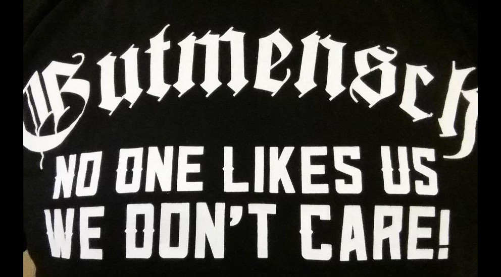 Das Gutmensch-T-Shirt der Toten Hosen