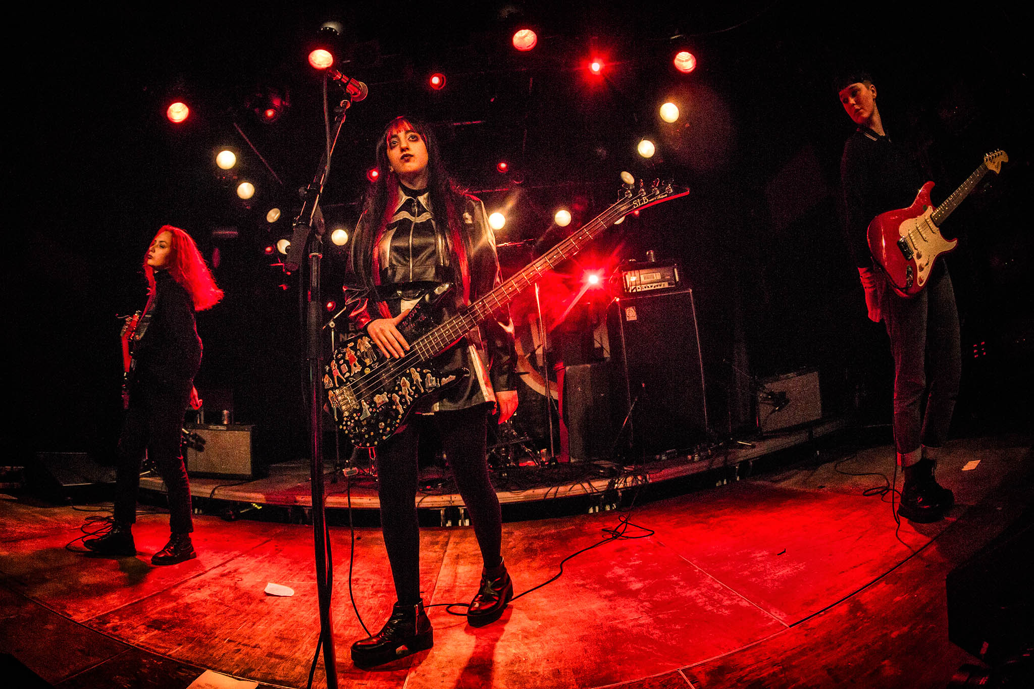 Dolores Haze - die größte Enttäuschung des Eurosonic Festivals 2016.