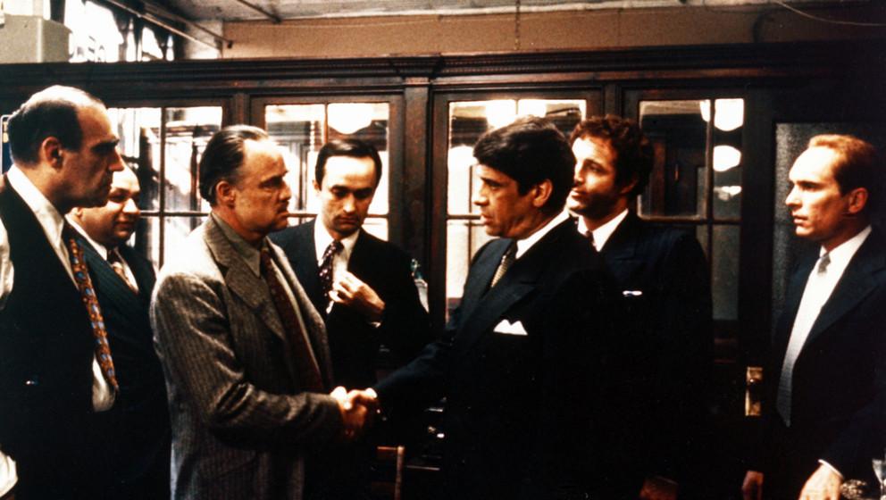 """""""Der Pate"""" handelt von den Mafia-Machenschaften im New York der 40er Jahre."""