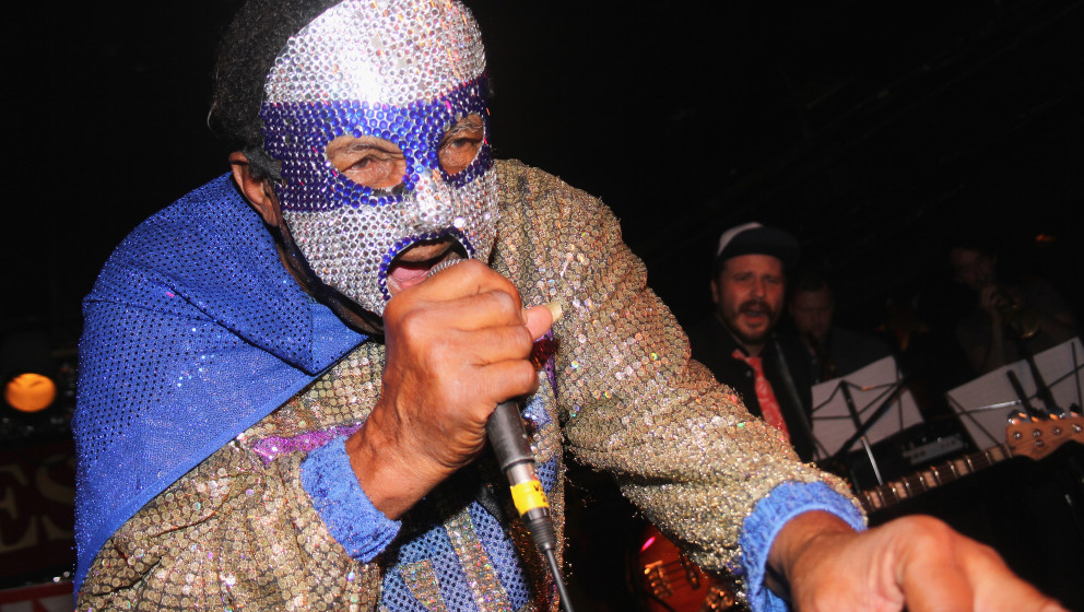 TORONTO, ON - JUNE 14:  Blowfly performs at the Horseshoe Tavern as part of the NXNE Music Festival on June 14, 2013 in Toron