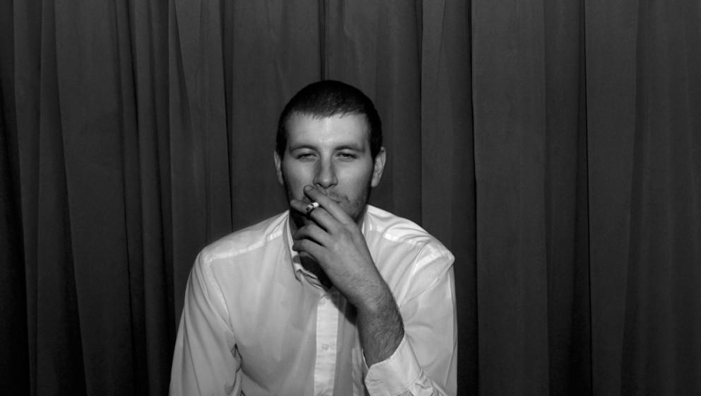 Auf dem Cover des ersten Arctic-Monkeys-Albums: Chris McClure