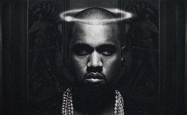 Weiß was gut ist: Kanye West