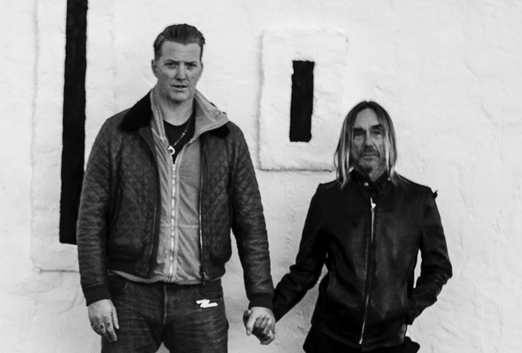 Brechen in unsere Herzen ein: Iggy Pop und Josh Homme
