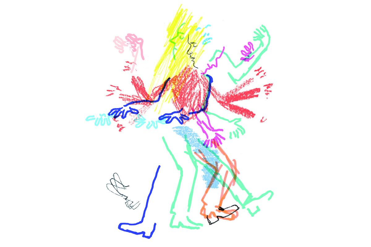 Mögliche Erscheinungsform des neuen Radiohead-Albums: Ausdruckstanz?