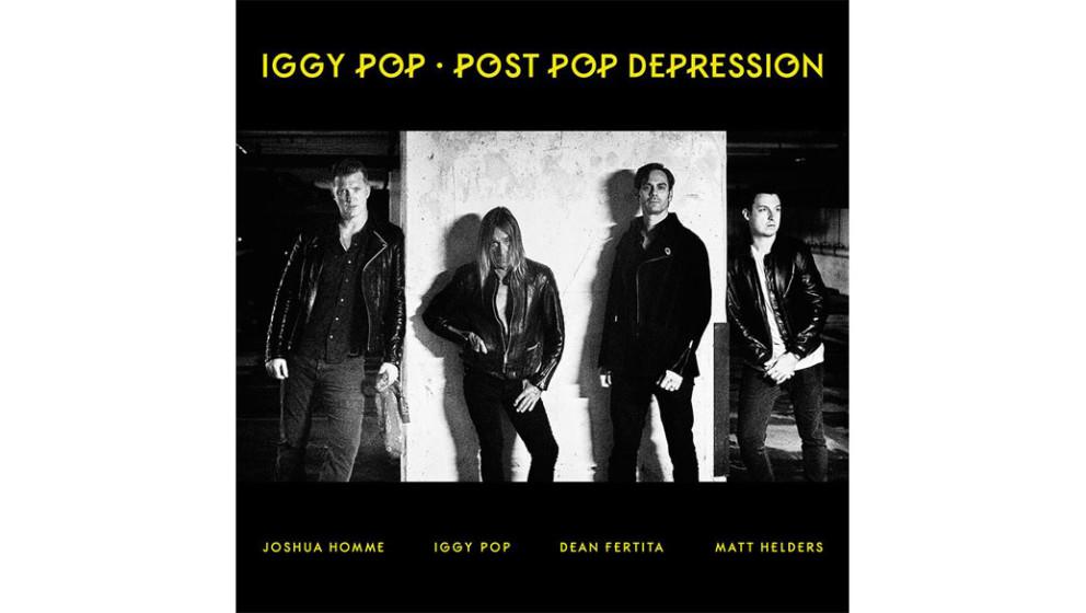 Iggy Pop - POST POP DEPRESSION (VÖ: 18.03.)