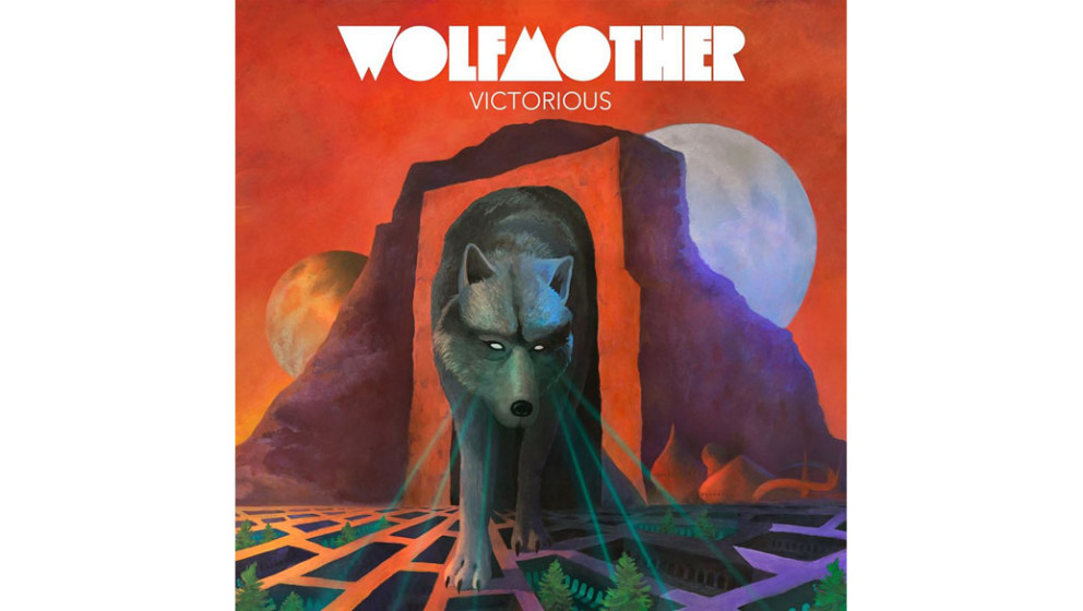 Wolfmother - VICTORIOUS (VÖ: 19.02.)