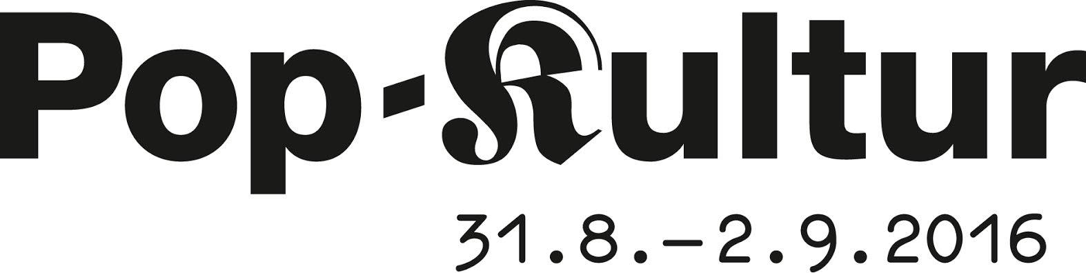 Pop-Kultur findet auch 2016 in Berlin statt.