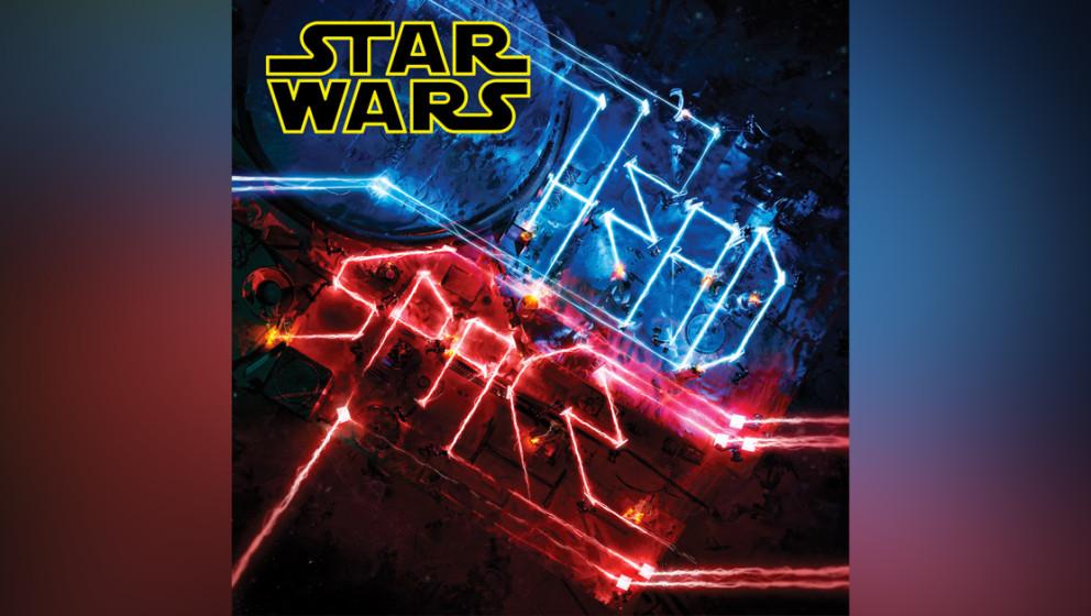 Das Cover-Artwork des neuen Albums STAR WARS HEADSPACE