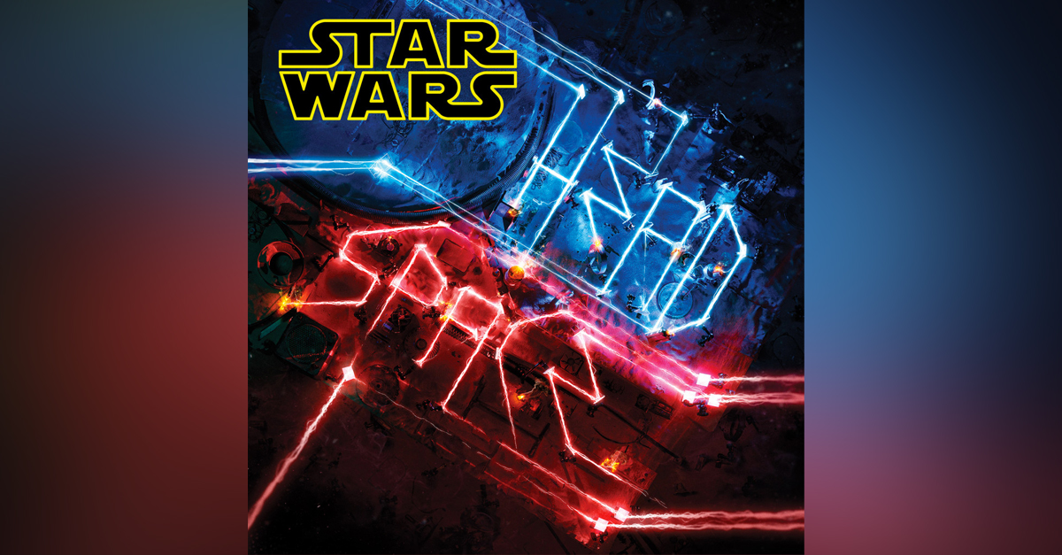 Das Cover-Artwork des neuen Albums STAR WARS HEADSPACE