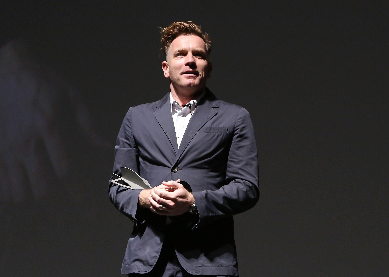 CABO SAN LUCAS, MEXICO - NOVEMBER 14:  Actor Ewan McGregor attends The 4th Annual Los Cabos International Film Festival closi