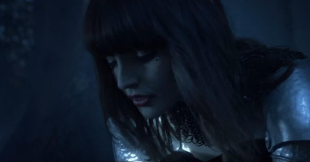 """Chvrches haben das Video zu ihrem Song """"Clearest Blue"""" veröffentlicht."""