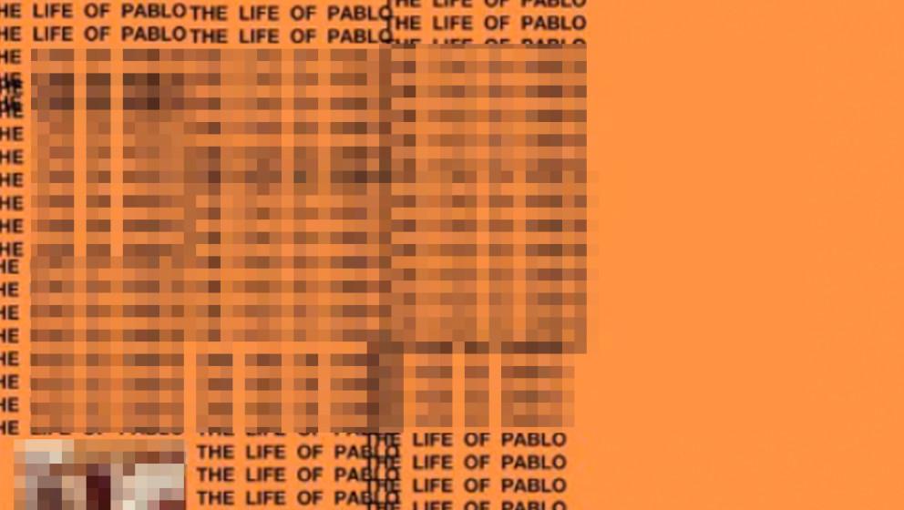 Das neue Album von Kanye West, THE LIFE OF PABLO, jetzt auch auf Pornhub.
