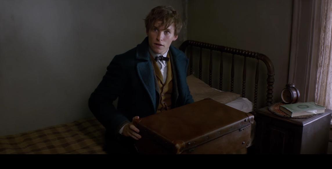 """Eddie Redmayne (Oscar für """"Die Entdeckung der Unendlichkeit') ist quasi der neue Harry Potter"""