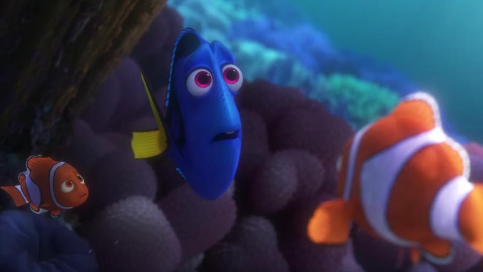 """Nach 13 Jahren bringt Pixar den Nachfolger zu """"Findet Nemo' ins Kino."""