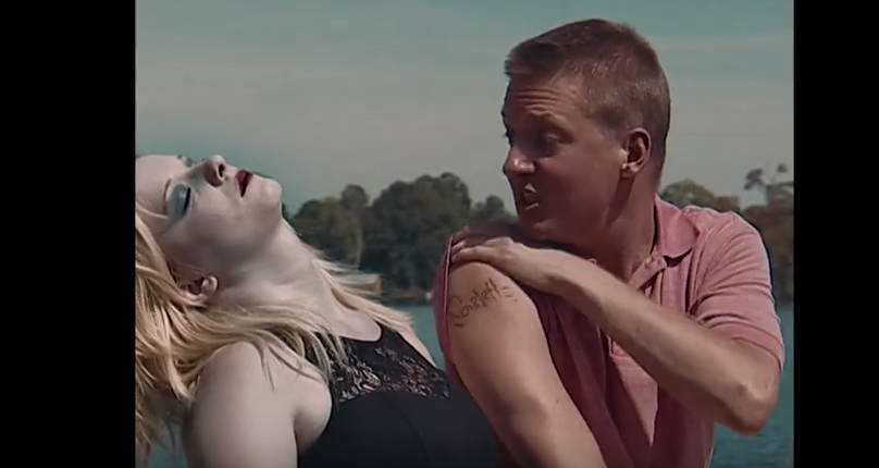 """Still aus dem neuen K.I.Z.-Video zu """"Verrückt nach dir"""""""