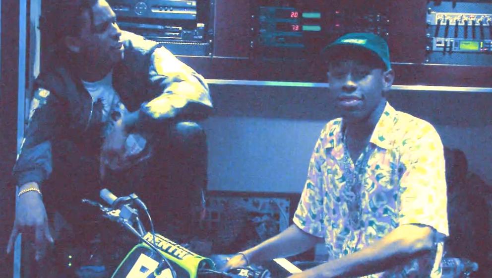 """Tyler The Creator und A$AP Rocky im neuen Video zu """"What The Fuck Right Now"""""""