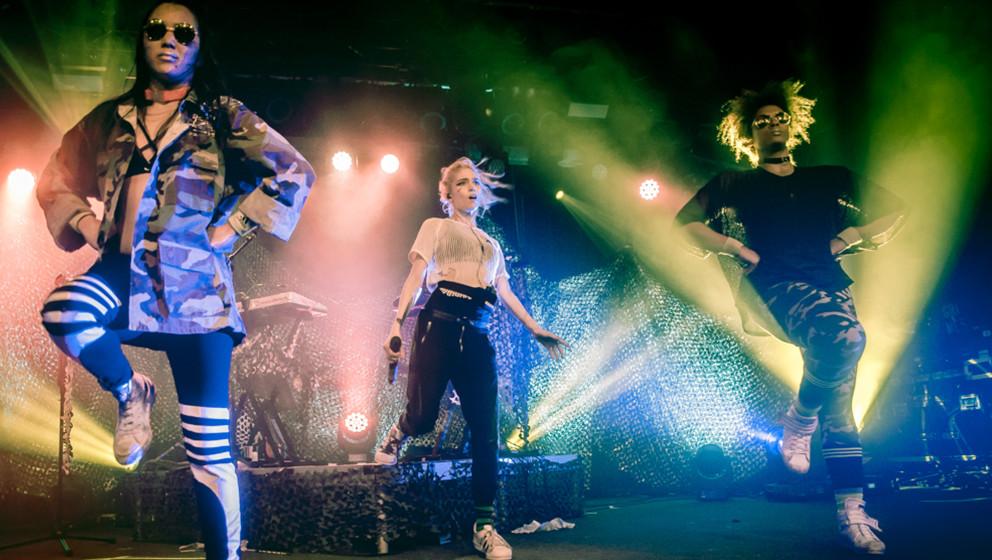 Grimes, Live in Berlin.
