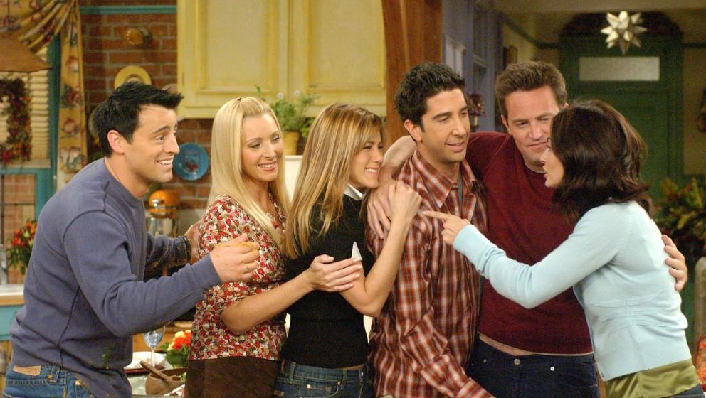 """""""Friends"""" gehört zu den beliebtesten TV-Serien der 90er-Jahre."""