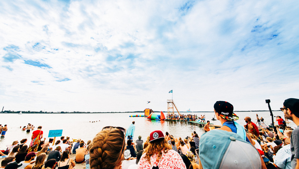 Beim Pangea Festival nahe Rostock darf man für drei Tage lang wieder Kind sein.