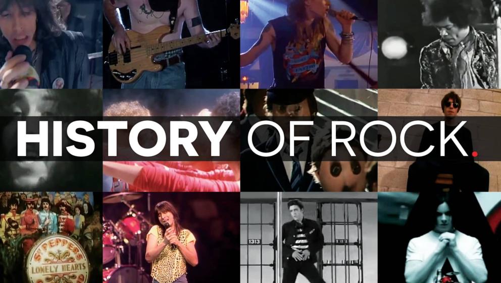 Dieses Video ist der ultimative Crashkurs Rock.