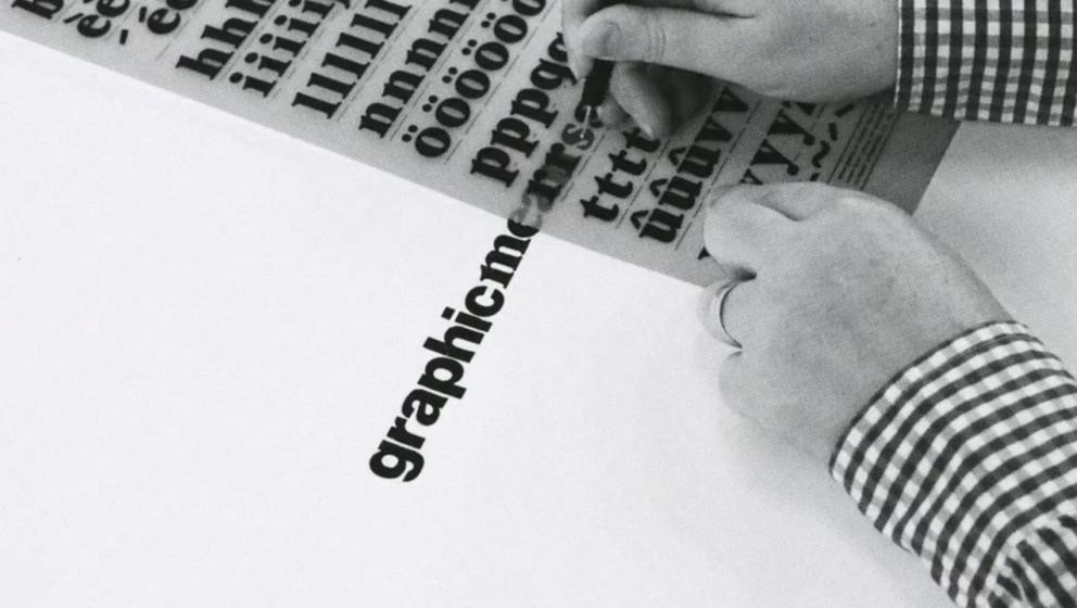Grafiker Designer | Dokumentation Wie Grafik Designer Vor Dem Computer Arbeiteten