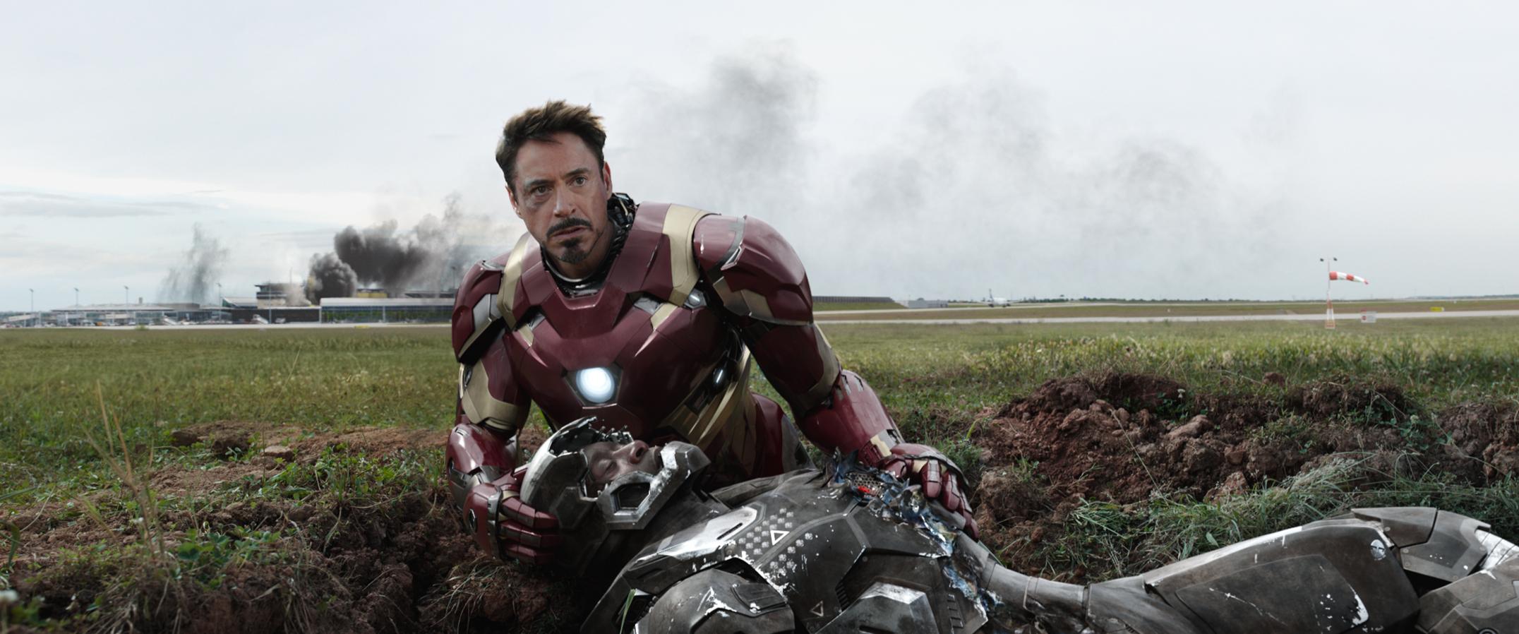 """Wie sich Marvel im """"Captain America Civil War"""