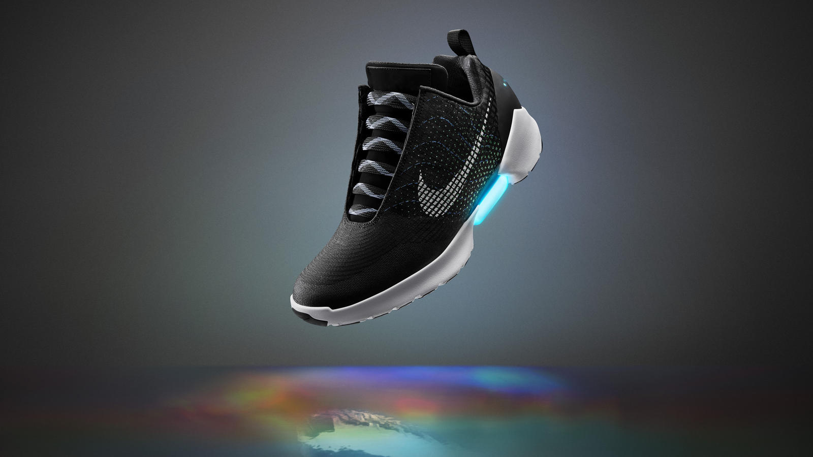 Der HyperAdapt 1.0 soll laut Nike ein kleines Technikwunder sein.