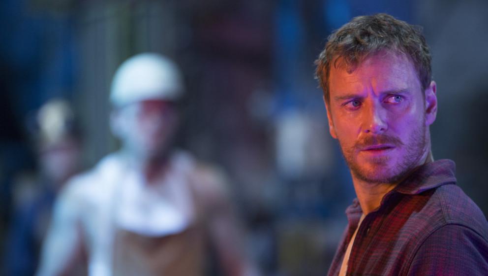 "Michael Fassbender als Mutant ""Magneto""."