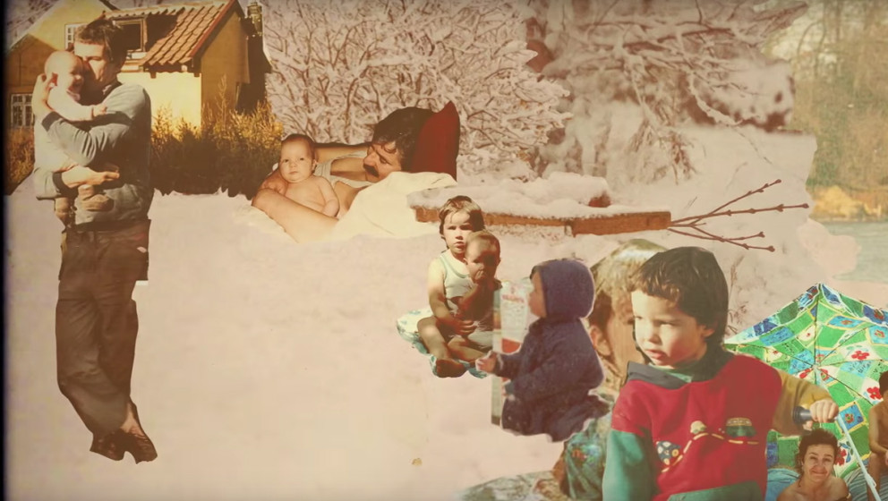 """Lukas Graham landeten mit """"7 Years"""" auf Platz 1 der dänischen Single-Charts."""