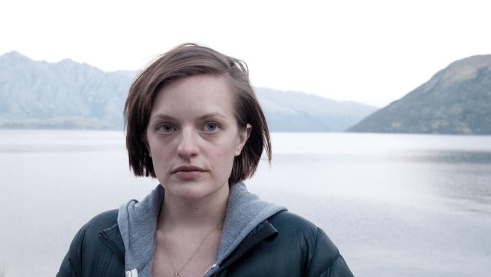 "Elizabeth Moss in der ersten Staffel ""Top Of The Lake"""