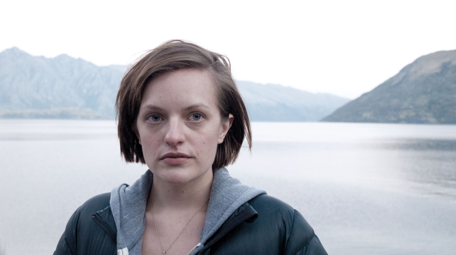 "Elizabeth Moss in der ersten Staffel ""Top Of The Lake"""