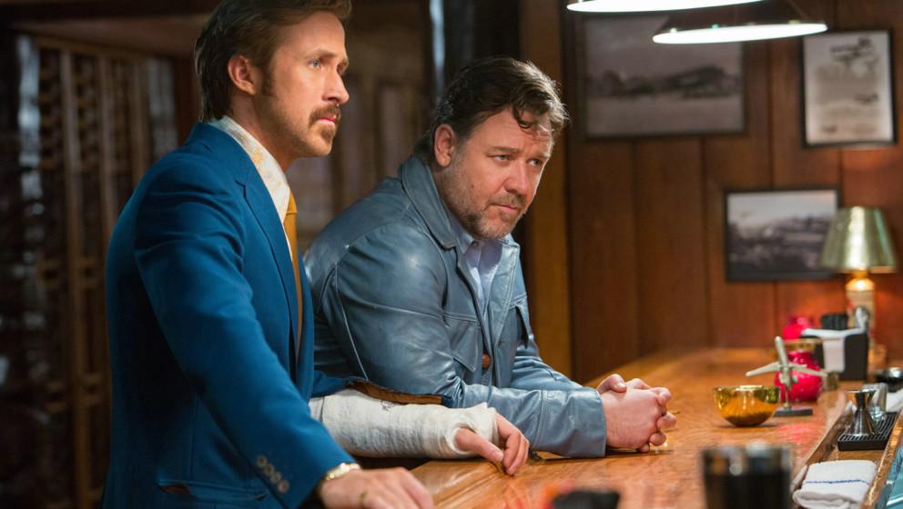 Ryan Gosling und Russell Crowe beleben ein Genre wieder: Den Buddy-Film.