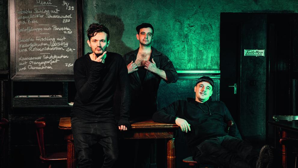 Moderat traten im Juni 2016 live in Berlin auf.