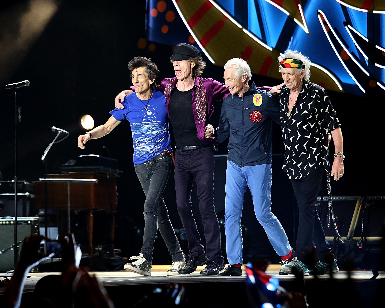 The Rolling Stones kündigen Deutschland-Tour 2017 an