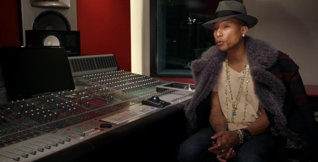"""Pharrell Williams erklärt auf Netflix, wie man so richtig """"Fresh"""" wird."""