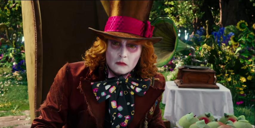 Johnny Depp kehrt als Hutmacher zurück.