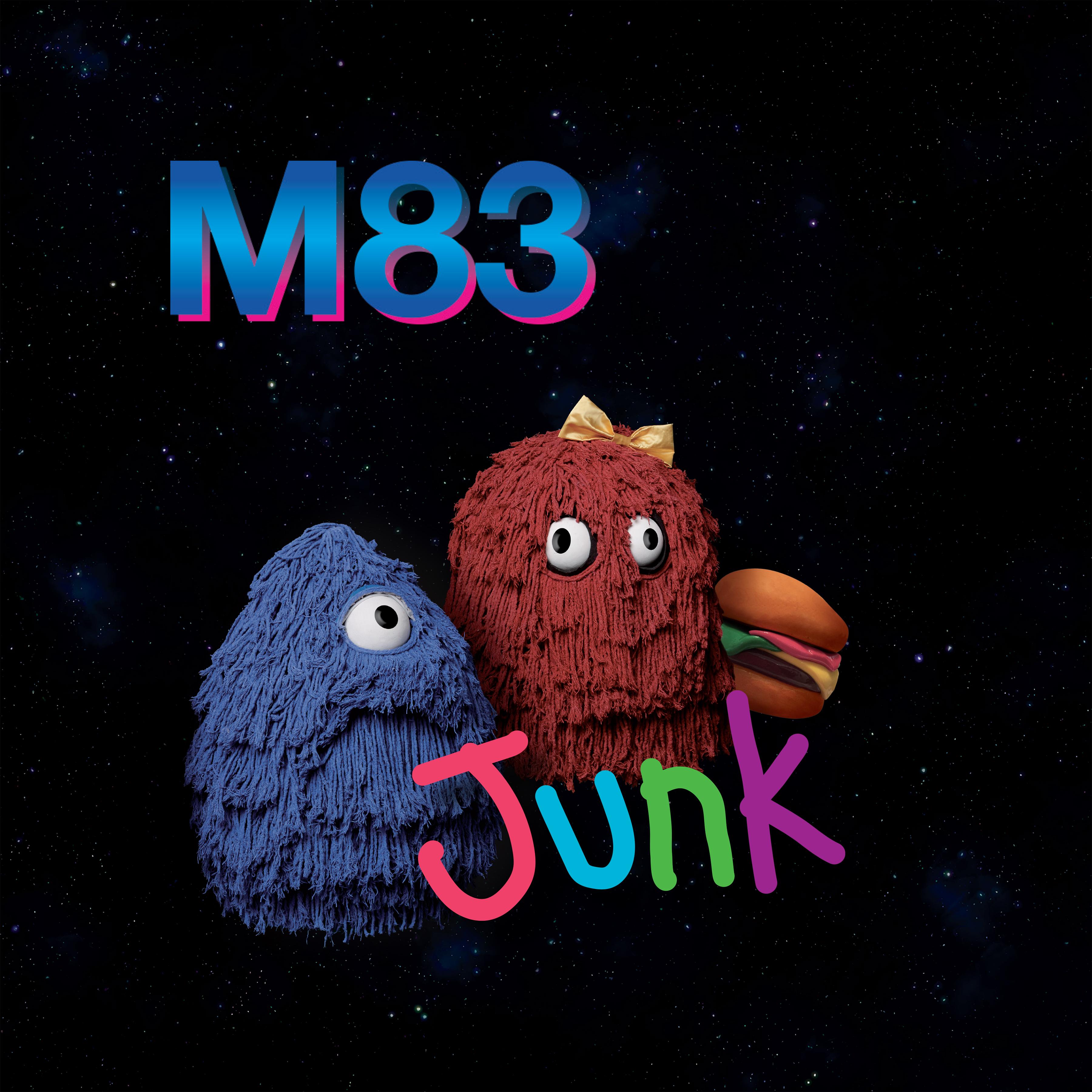 M83 - JUNK (VÖ: 8.4.)