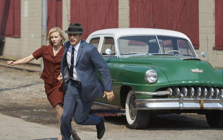 "James Franco als Zeitreisender in ""11.22.63"""