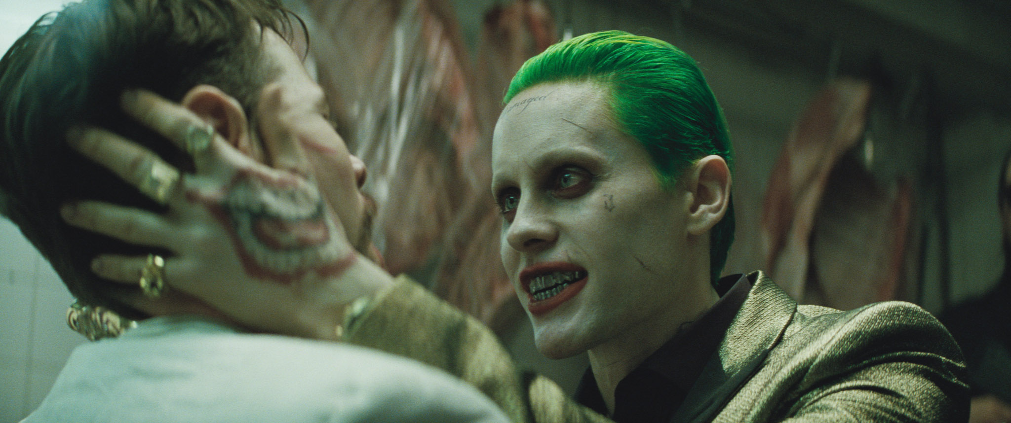 """Kehrt im August auf die Leinwand zurück: Jared Leto als Joker in """"Suicide Squad"""""""