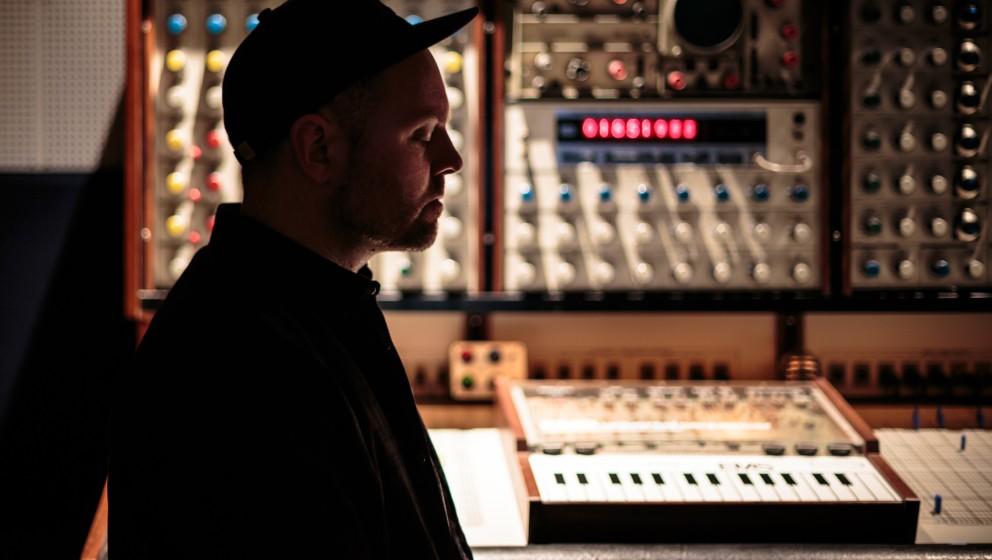 DJ Shadow meldet sich mit seinem neuen Studioalbum zurück.