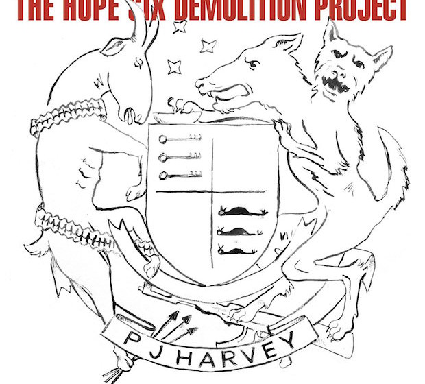 PJ Harvey - THE HOPE SIX DEMOLITION PROJECT (VÖ: 14.4.)