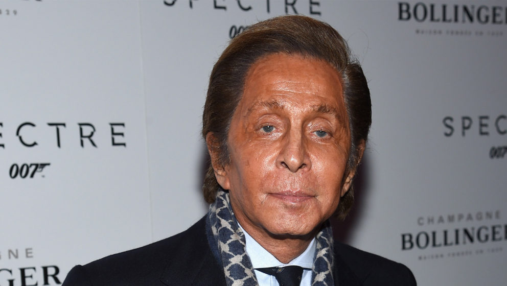 Der Name des italienischen Modedesigners Valentino Garavani ist in den Panama Papers aufgetaucht.