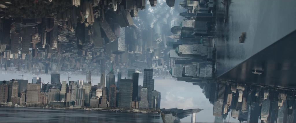 """Erinnert doch sehr stark an Christopher Nolans """"Inception""""."""
