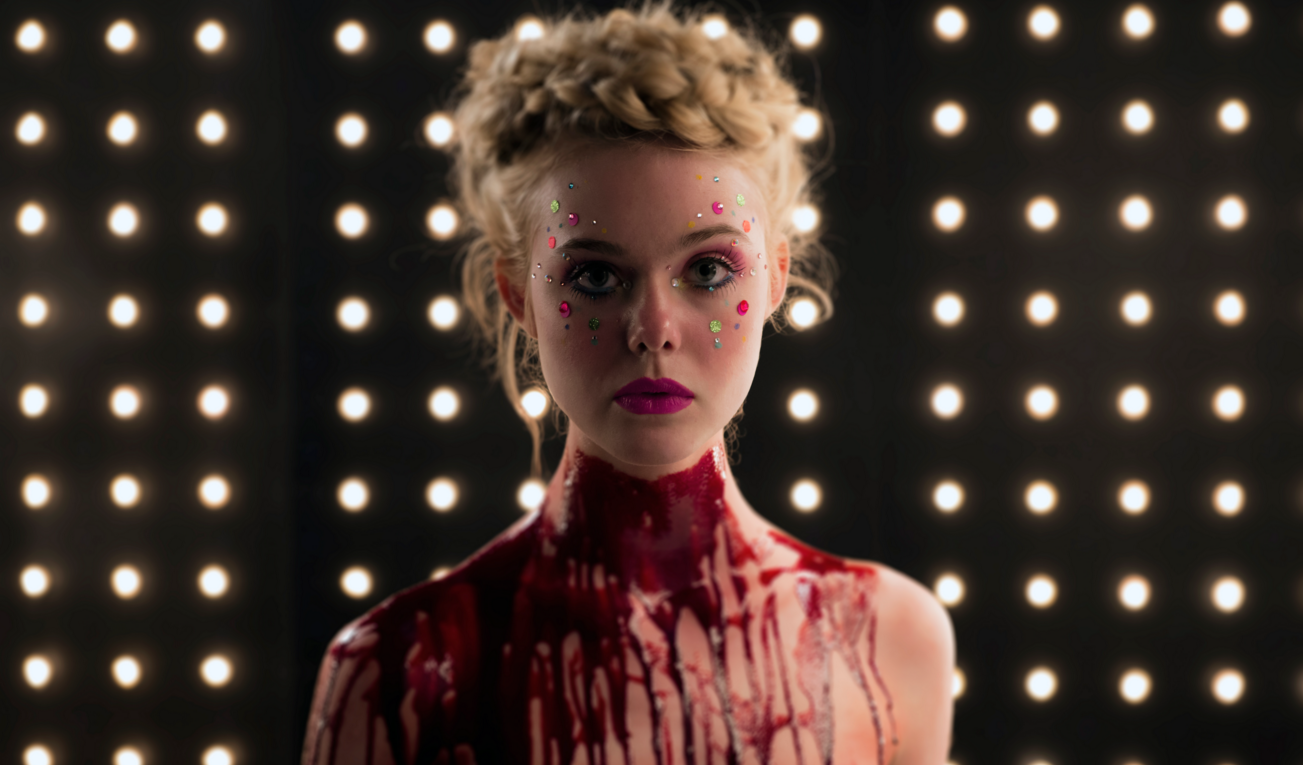 "Elle Fanning in Nicolas Winding Refns ""The Neon Demon""."