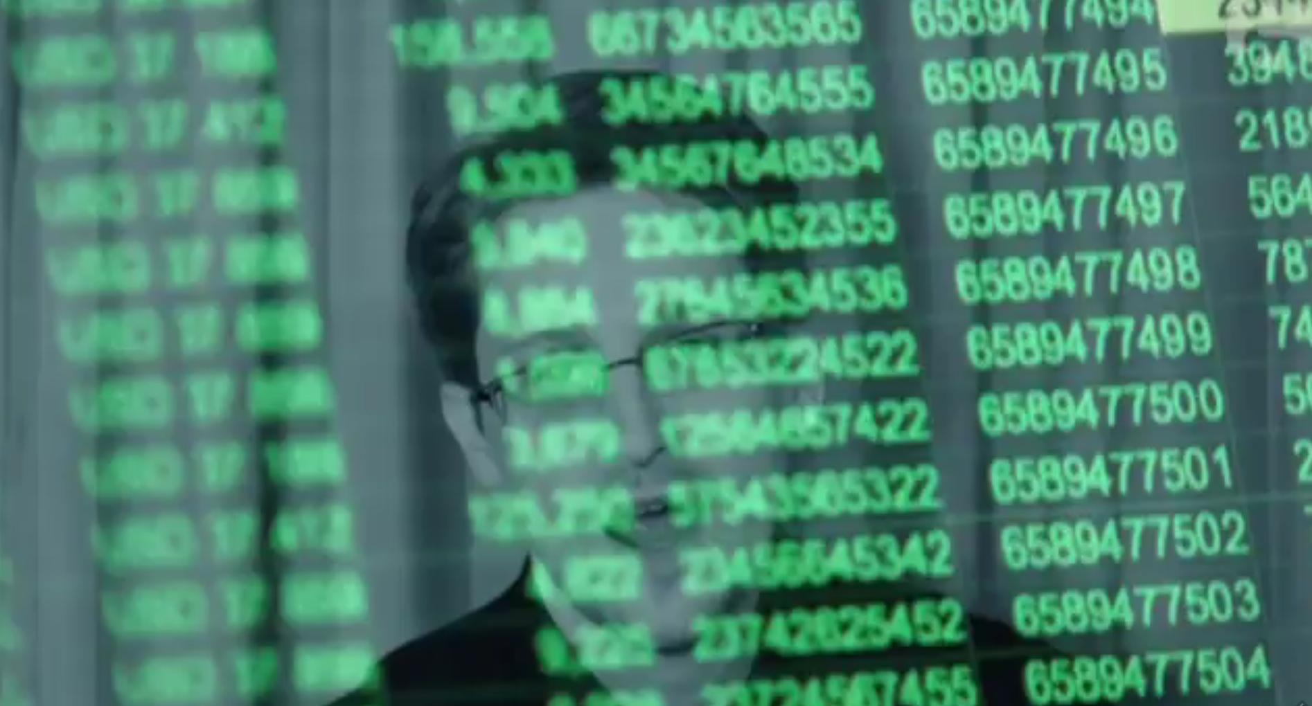 """Auf Jean-Michel Jarres Techno-Track """"Exit' ist Edward Snowden mit einem Zitat zu hören."""