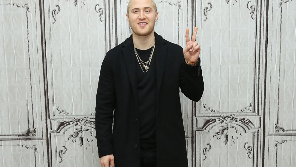 NEW YORK, NY - MARCH 16:  Recording artist Mike Posner attends AOL Build Presents 'The Truth' at AOL Studios In New York on M
