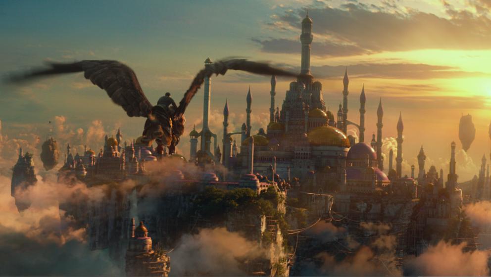 """Opulent, aber steril: """"Warcraft : The Beginning"""" sieht auch als Film aus wie ein Computerspiel."""