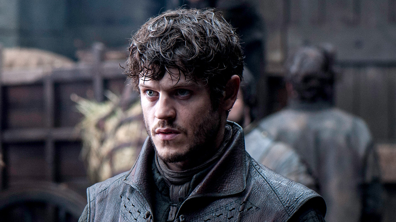 "Ramsay Bolton (Iwan Rheon) zählt in ""Game of Thrones"" eindeutig zu den Schurken."